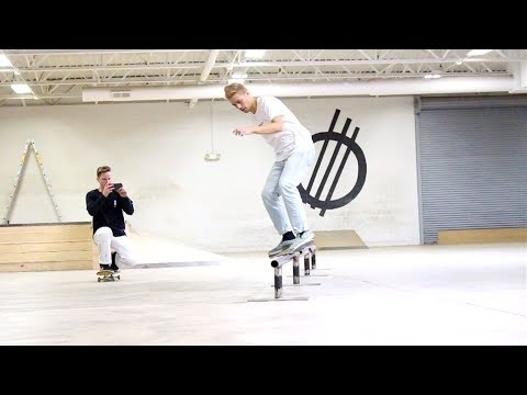 After Work Shredquarters Session Ft. John Hill & Sam Vestal