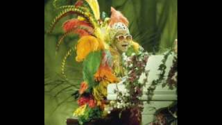 Watch Elton John I Must Have Lost It On The Wind video