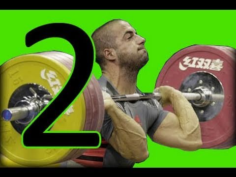 ☆ How to Perform Power Cleans ☆ Fast, Simple Technique - Part 2 Image 1