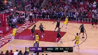 Brandon Ingram Highlights at Rockets (1/19/19)
