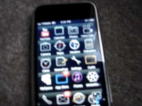 Perfect Storm Theme for iPhone/iPod Touch Review/How To Music Videos