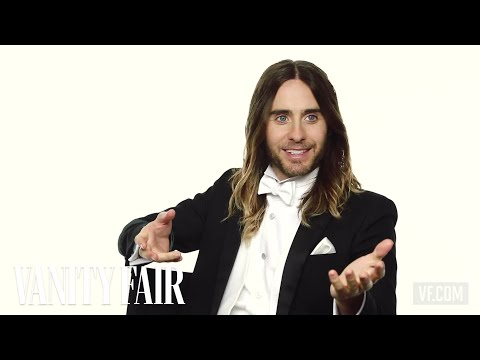 Talking to Jared Leto Behind the Scenes of our Hollywood Issue Cover Shoot