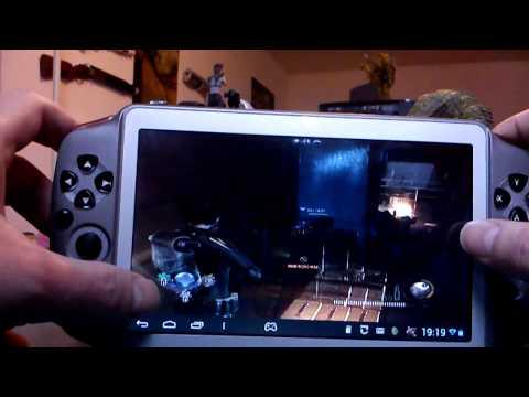 Gametime #3 : Resident Evil Operation Racoon City sur Archos Gamepad via Kainy