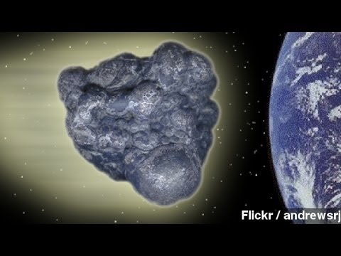 Huge Asteroid To Zip Past Earth Late Monday