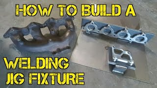 TFS:  How to Build a Welding Jig Fixture