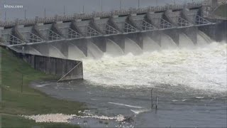 Open floodgates at Lake Livingston presents more challenges for folks downstream