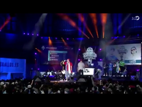 Red Bull Batalla de los Gallos | Final Internacional 2014 Barcelona