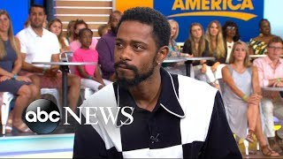 'Get Out' star Lakeith Stanfield reveals the strangest job he's ever had