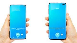 Samsung s10 leaks and rumors