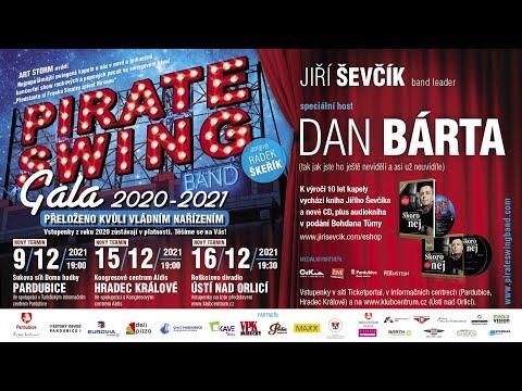 PIRATE SWING Band Gala 2020 - 2021 - TV spot