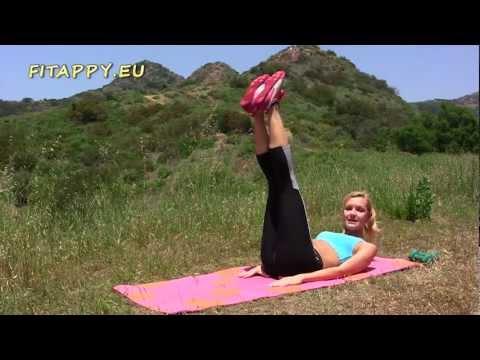 Najlepsze Ćwiczenia Na Wewnętrzną Stronę Ud ♦ Cz. 2  | Ćwiczenia Fitness