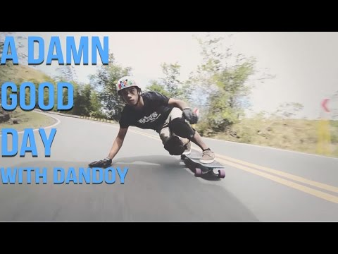 Loaded Boards | A Damn Good Day with Dandoy