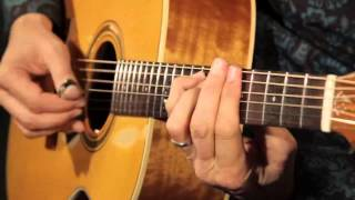 "Tommy Emmanuel ""The TE Ranch"" at Acoustic Guitar"