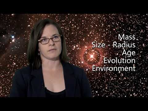 NASA:  The Life Cycle of a Star - how are stars formed?