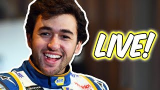 CHASE'S LAZY EYE APPRECIATION STREAM // NASCAR Heat 2 Online Cup Racing LIVE