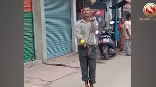 Tricks and Flicks by Man with beer bottles goes viral from Dibrugarh  | The Sentinel News