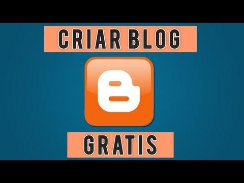 Como Criar um Blog Gratis. thumbnail