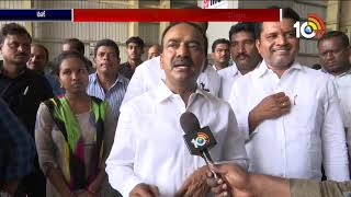 Kaleshwaram Project Inauguration Ceremony details | Face To Face With Minister Etela Rajender