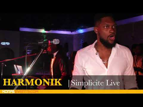 HARMONIK -  Simplicite Live Video Performance @ Hollywood Live