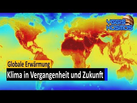 Das Klima der Erde in Vergangenheit und Zukunft [Yggis Kosmos]