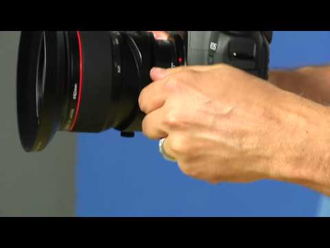 Canon TS-E 24mm Tilt-Shift Lens: Product Reviews: Adorama Photography TV