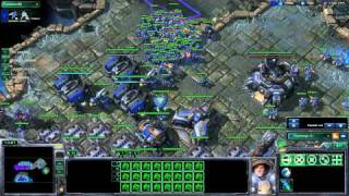 SC2: Smash and Grab - Brutal Challenge - All Zerg and Protoss Destroyed