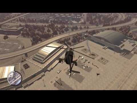 The Ballad of Gay Helicopter Carnage (GTA IV Free Roam)