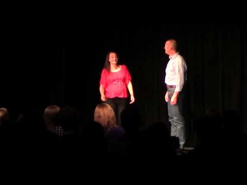 "Improv Colorado-""Zip to It!"" The Alphabet Game 032714"