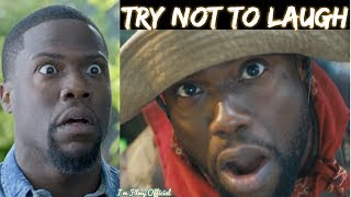 Kevin Hart Funny Bloopers and Gag Reel - 2018