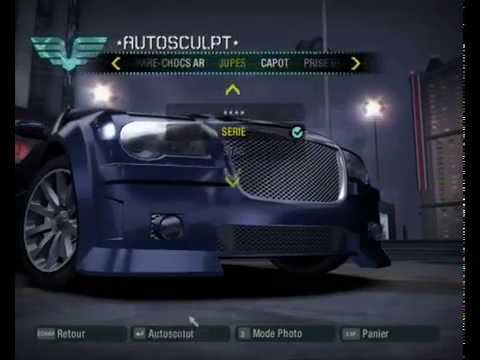 chrysler 300C autosculpt Video