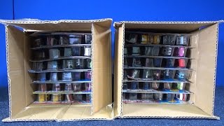 2016 M USA Double Unboxing Hot Wheels Factory Sealed Case Unboxing