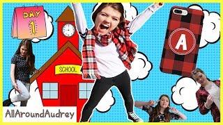 An App Picks My School Outfits For A Week / AllAroundAudrey