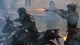 ما هو سلاح أمريكا الحراري لتفريق المتظاهرين؟
