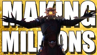 FASTEST and EASIEST way to make MILLIONS of GOLD! (Elder Scrolls Online Guide)