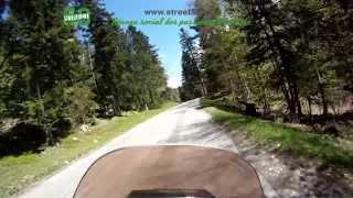 Roadbook moto Drôme : Col du Rousset