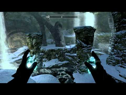 Dawnguard: Becoming a Vampire Lord pt.1 [1080p]