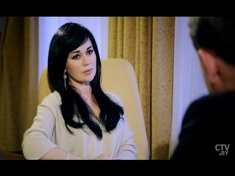 Актриса и телеведущая Анастасия Заворотнюк в программе «Простые вопросы» с Егором Хрусталевым