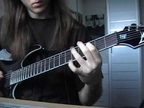 Killswitch Engage - For You Cover