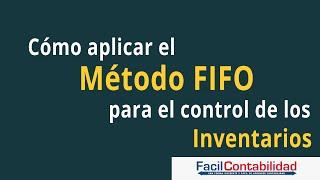 Cooking | Método Fifo o Método PEPS en la valoración de inventarios | Metodo Fifo o Metodo PEPS en la valoracion de inventarios