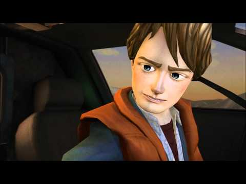 Back to the Future The Game Episode 1 - Part 1 HD Gameplay