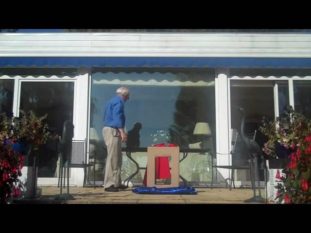 The PD Box Levitation