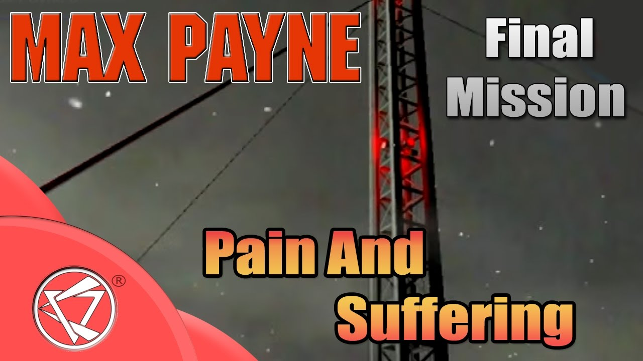 Max Payne Pain And Suffering
