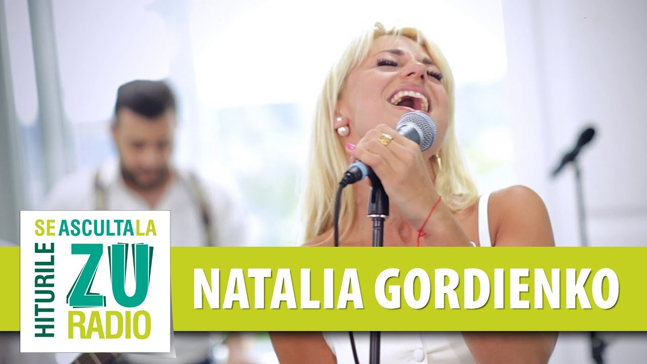 Natalia Gordienko - Take Me to Church (Cover Hozier - Live la Radio ZU)