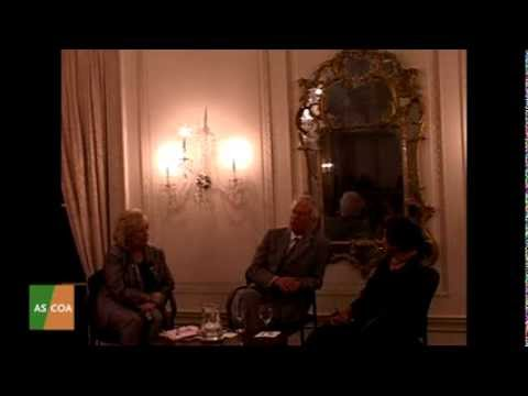 The Spy Who Came from the Cold! A Conversation with Ambassador Kenneth Taylor