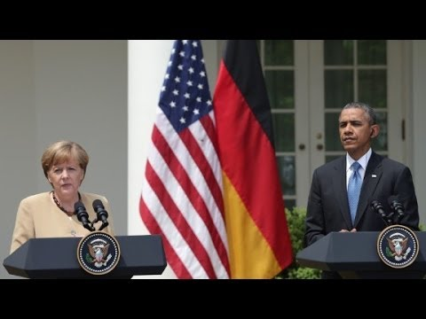 Obama, Merkel discuss sectoral sanctions