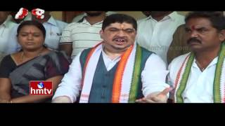 Congress Leader Ponnam Prabhakar Fires on MP Kavitha over Peddapalli Rail Project | Jordar News