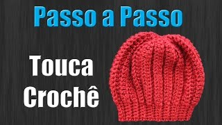 Touca de Croche Newborn