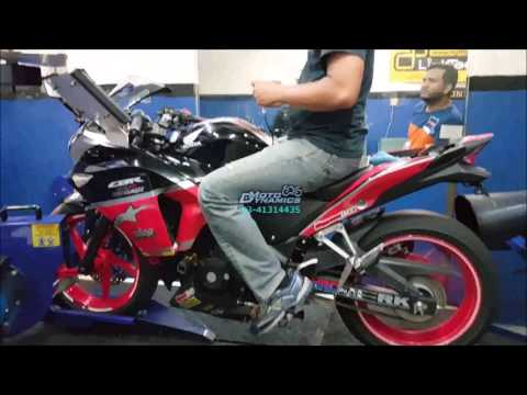 Honda CBR250R aRacer RC Mini Plus 2 Mini Tune Remote - Motodynamics Technology Malaysia