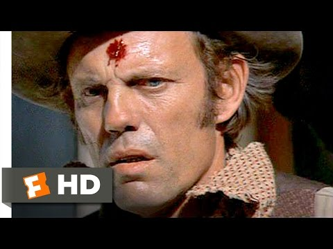 High Plains Drifter movie clips: http://j.mp/15w2Owg BUY THE MOVIE: http://amzn.to/t22hcQ Don't miss the HOTTEST NEW TRAILERS: http://bit.ly/1u2y6pr CLIP DESCRIPTION: The Stranger (Clint Eastwood)...