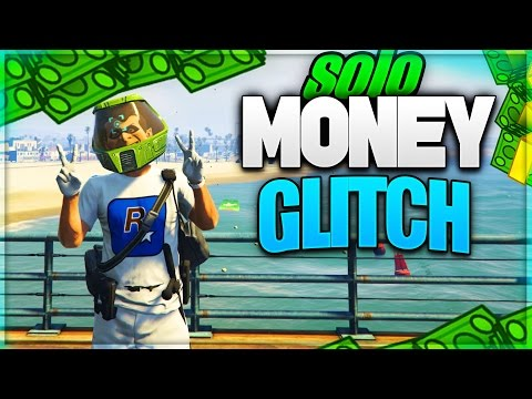 GTA 5 Online Money Glitch - Make Millions *SOLO* (Unlimited Money Glitch) In GTA 5 Online 1.39